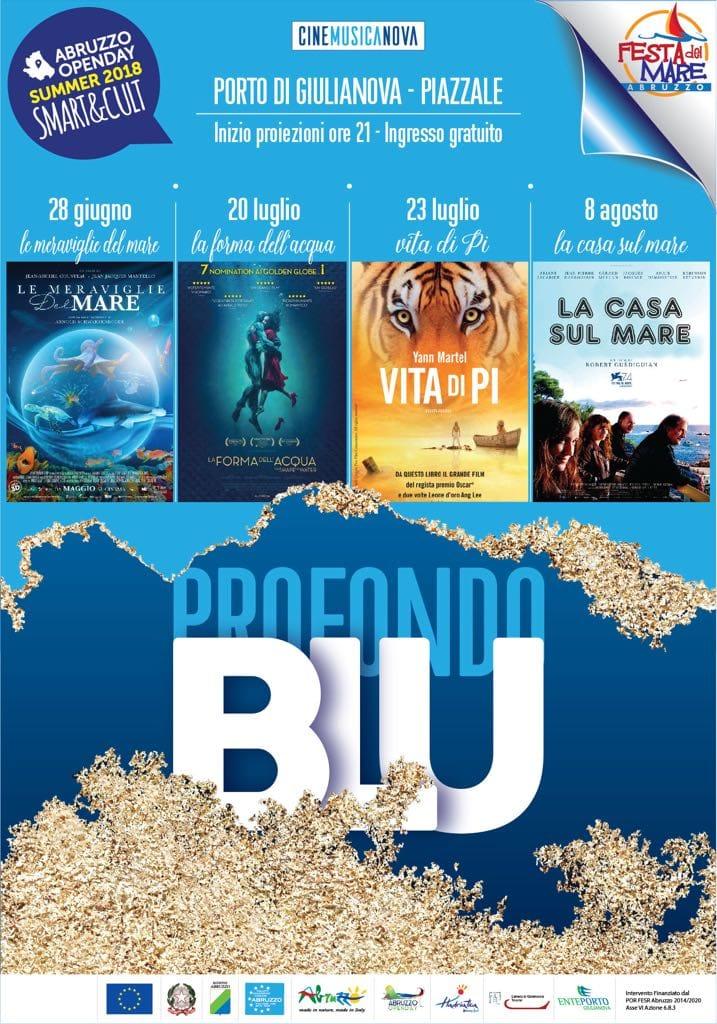 Rassegna cinematografica porto di Giulianova